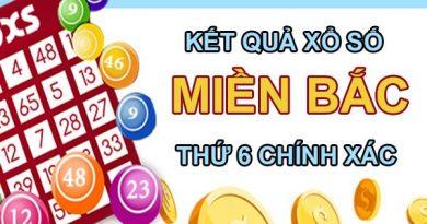 Thống kê KQXSMB 6/8/2021 thứ 6 chốt lô VIP miền Bắc