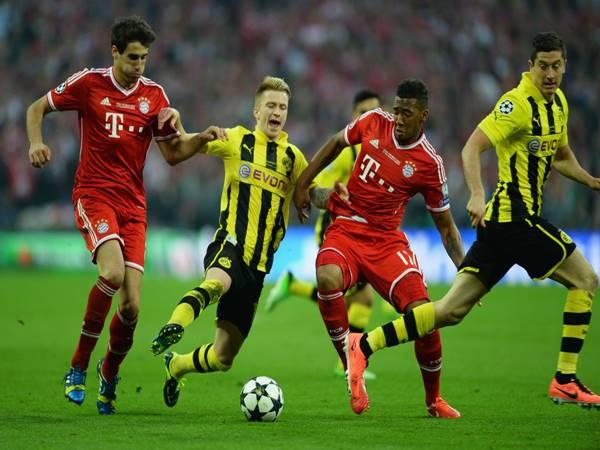 Dự đoán tỷ lệ Dortmund vs Bayern Munich (1h30 ngày 18/8)