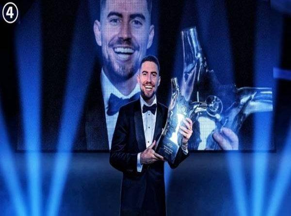 Tin bóng đá tối 27/8: Jorginho nhận danh hiệu cầu thủ xuất sắc nhất UEFA