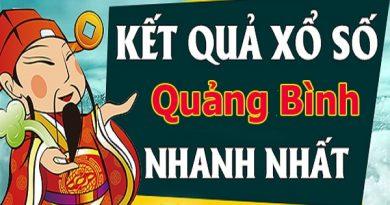 Soi cầu dự đoán xổ số Quảng Bình 5/8/2021 chính xác