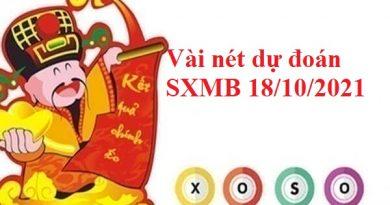 Vài nét dự đoán SXMB 18/10/2021