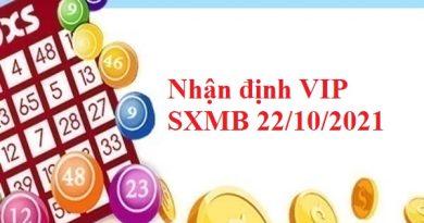 Nhận định VIP SXMB 22/10/2021 hôm nay